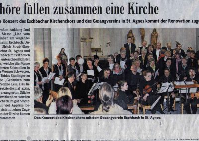 Badische Zeitung Februar 2015